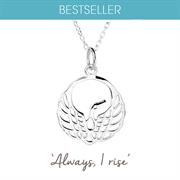 Sterling Silver Phoenix Necklace Gifts