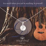 G Initial Necklace from Mantra Jewellery