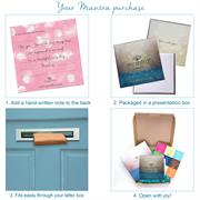 Letterbox friendly mantra boxes