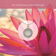 Lotus Necklace - Spiritual Jewellery