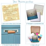 Mantra Jewellery Letterbox friendly packaging