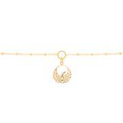 Buy Phoenix Charm Bracelet | Sterling Silver