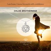 Chloe Brotheridge Brave Solar Plexus Chakra Necklace