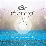 Buy Sterling Silver MyMantra Personalised Small Disc Necklace | Sterling Silver, Gold & Rose Gold