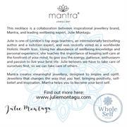 Buy Julie Montagu Necklace Set | Hero & Recharge Necklace | Sterling Silver, Gold & Rose Gold