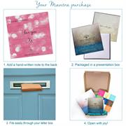 mantra packaging information