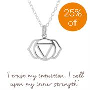 Buy Third Eye Chakra Charity Necklace, for PANDAS