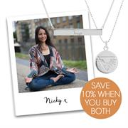 Nicky Clinch empowering necklace