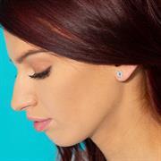 Buy Sun Earrings in Sterling Silver