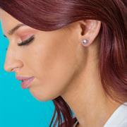 Buy Decorated Elephant Earrings in Sterling Silver