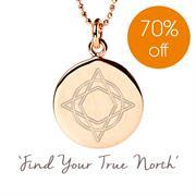 Wanderlust Necklace - Mantra Jewellery