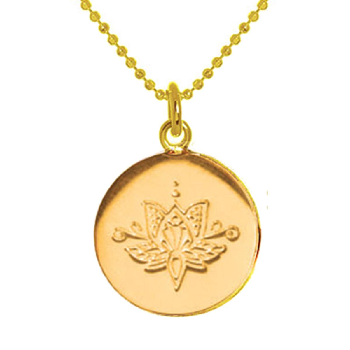 Lotus flower necklace my inner beauty shines through mantra lotus necklace jewellery with meaning izmirmasajfo